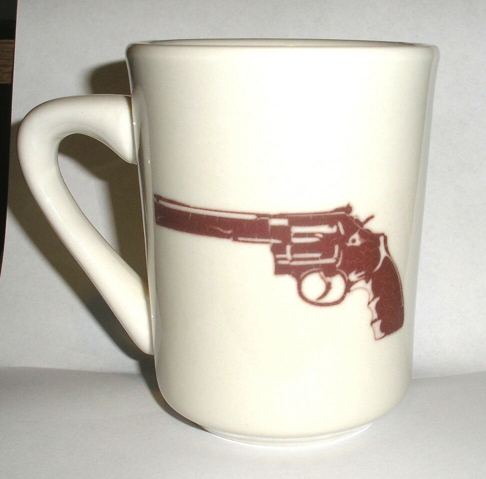 Cool Go Ahead Make My Day 44 Magnum Ceramic Coffee Mug