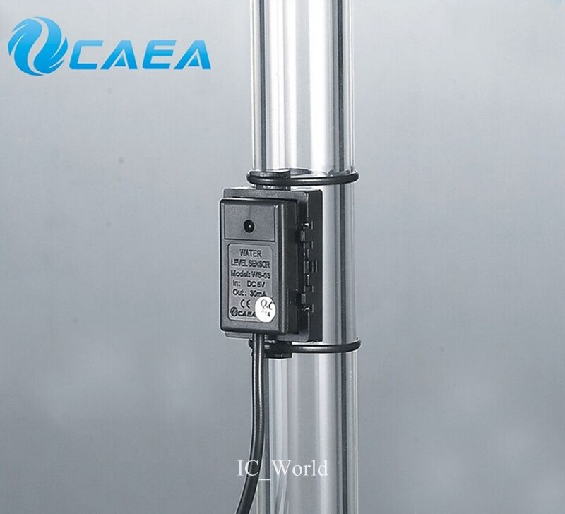 Non Contact Pipe Water Level Detection Sensor Switch Tube