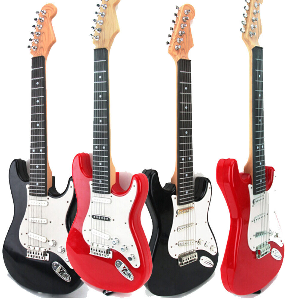kid 39 s musical instruments educational toy children 39 s 6 strings electrical guitar ebay. Black Bedroom Furniture Sets. Home Design Ideas