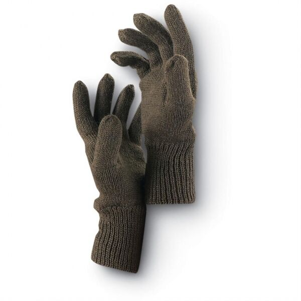 Czech Army Wool Gloves Choice Of Sizes Military