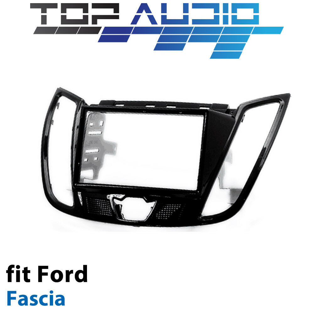 Ford Focus Lw 2012 Car Radio Double Din Facia Kit Fascia Dash Trim Plate Fp9127 Ebay