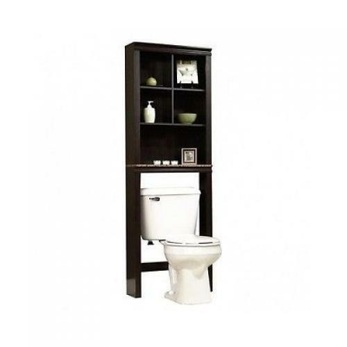 Shelf Bathroom Over The Toilet Storage Rack Bath Cabinet Space Saver Furniture Ebay