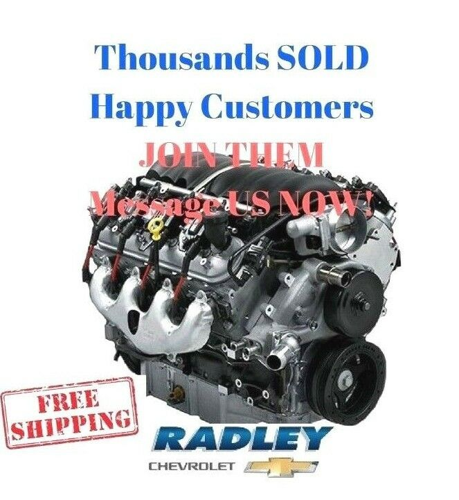 Gm Ls3 Engine Uk: GM Chevrolet Performance 19301360 LS376 525 6.2L LS3
