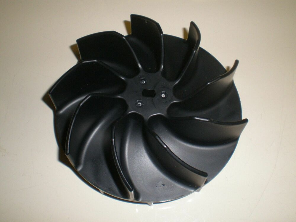 Impeller Fan Blades : Toro electric blower vac impeller fan new oem