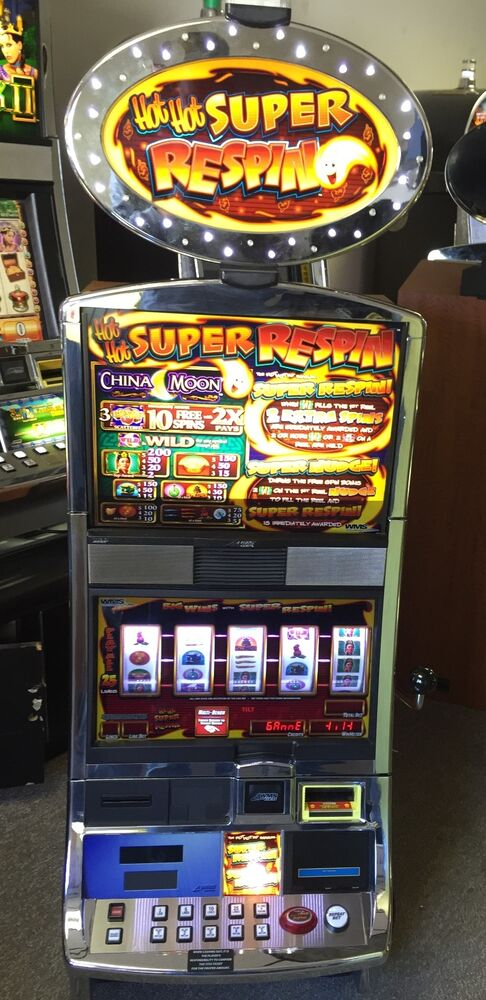 Respin Slot Machine