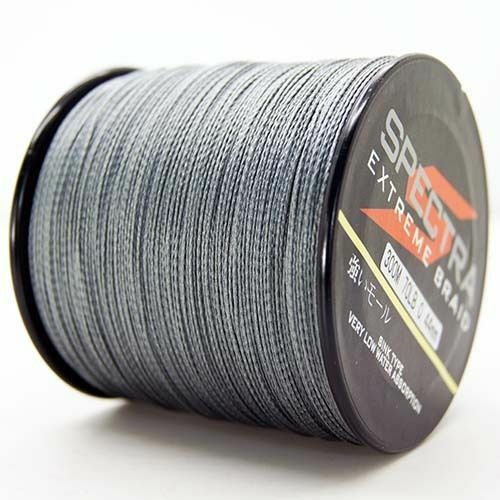 500m agepoch super strong dyneema spectra extreme pe for Strong fishing line