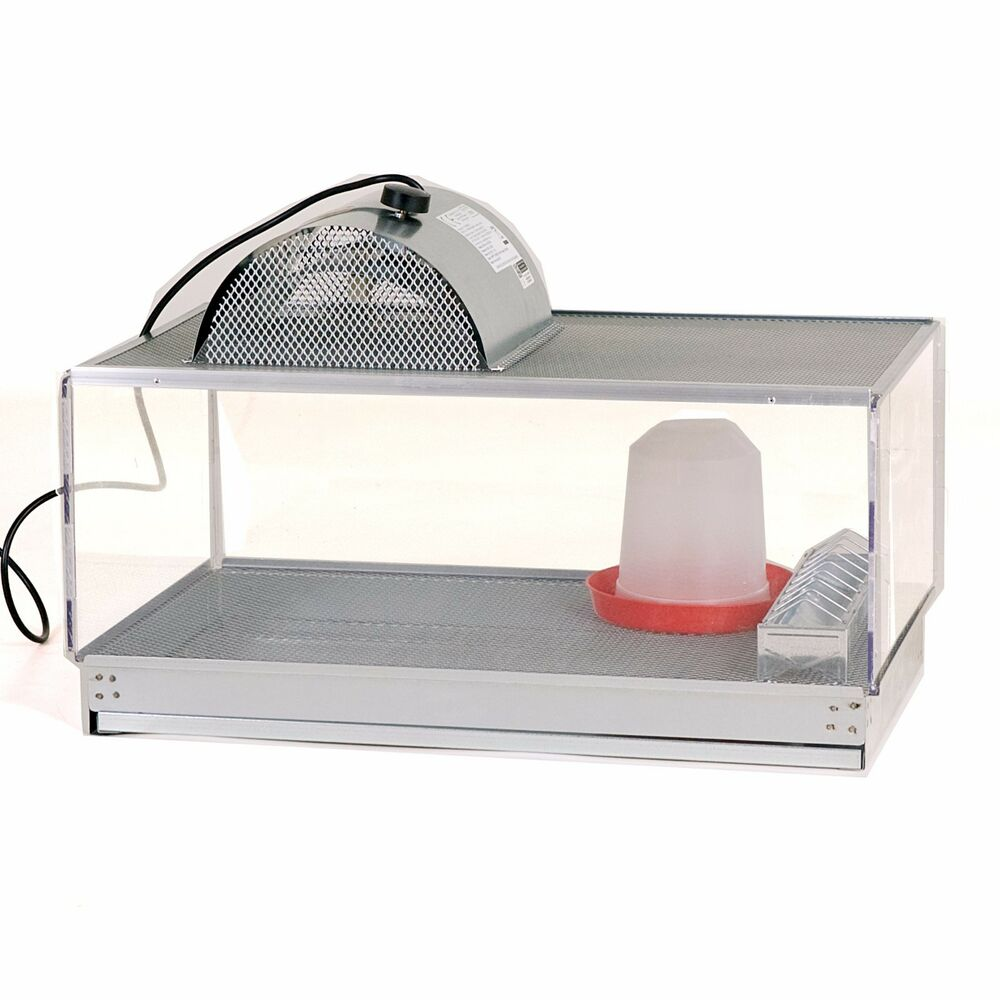 Maino Mini Happy Chick Brooder Heat Box Heat Lamp Poult Rearing Box Ebay