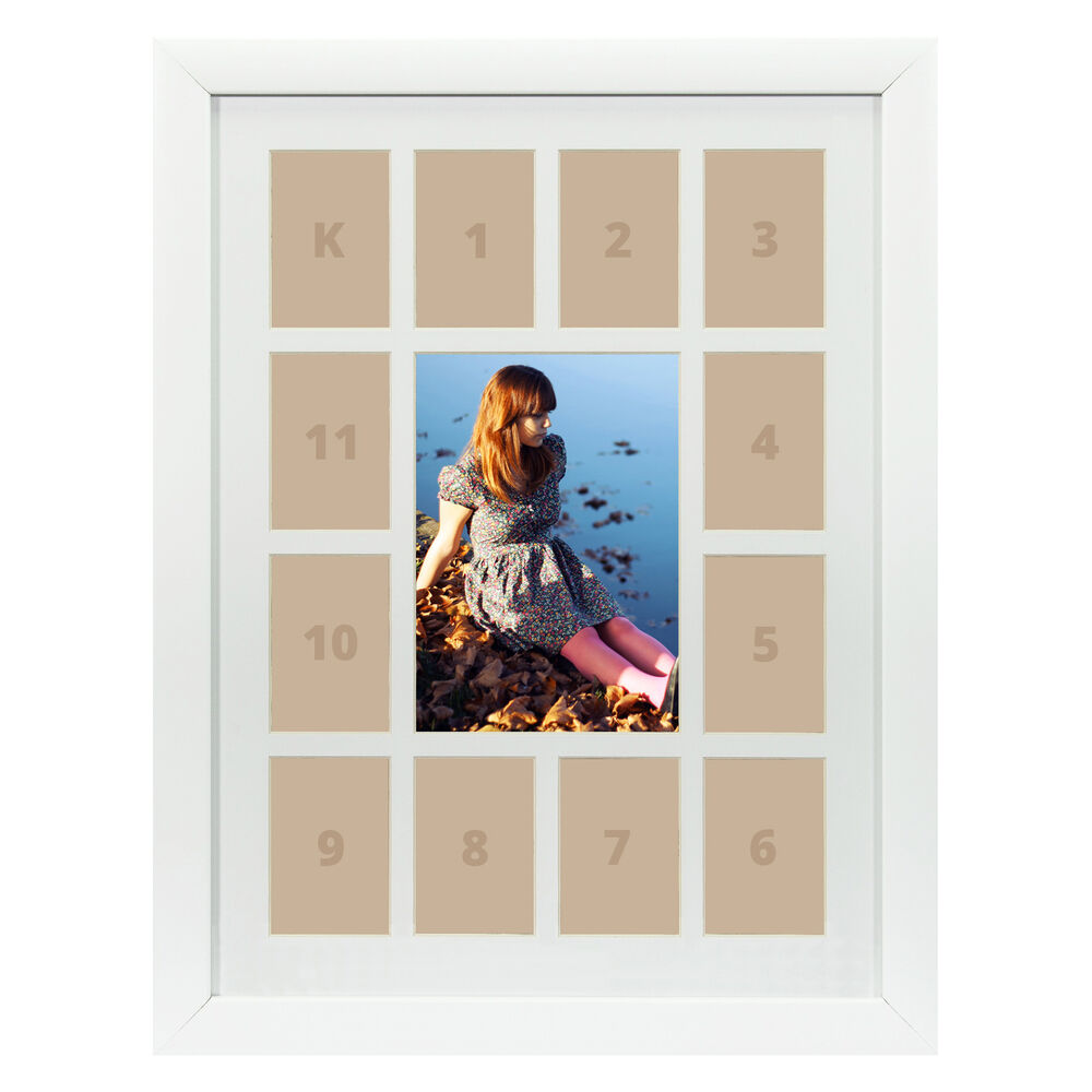 Craig Frames 12x16 Quot White Picture Frame White Collage