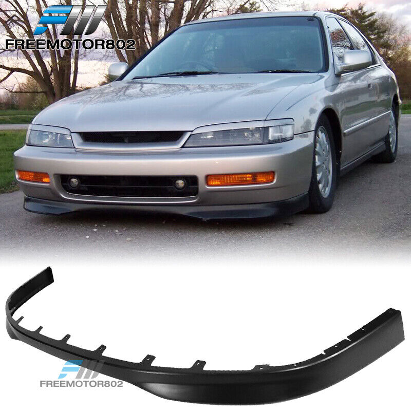 Fit For 96-97 Honda Accord Type R Style Front Bumper Lip