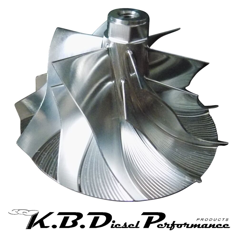 Turbocharger Turbine Wheel Manufacturing Process: Turbo Turbocharger Extended Tip Billet Compressor Wheel