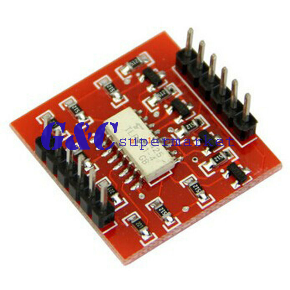 Channel opto isolator ic module arduino high and low