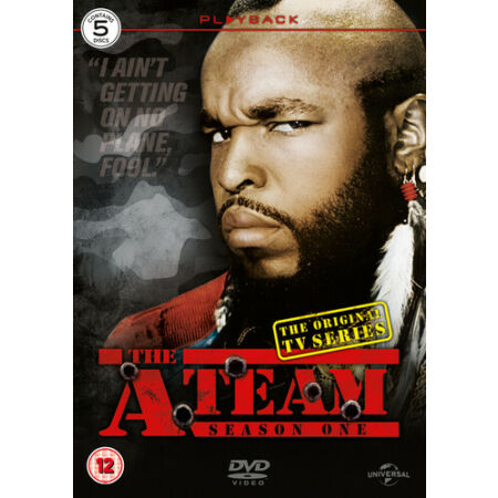img-The A-Team: Series 1 DVD (2010) Mr. T, Holcomb (DIR) cert 12 5 discs Great Value