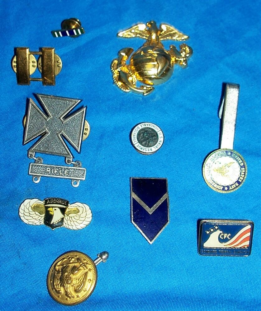 pins from military - photo #6