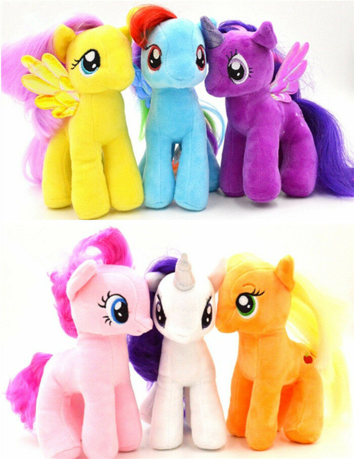 Best My Little Pony Toys And Dolls For Kids : Cute my little pony soft plush toys quot stuffed animal toy