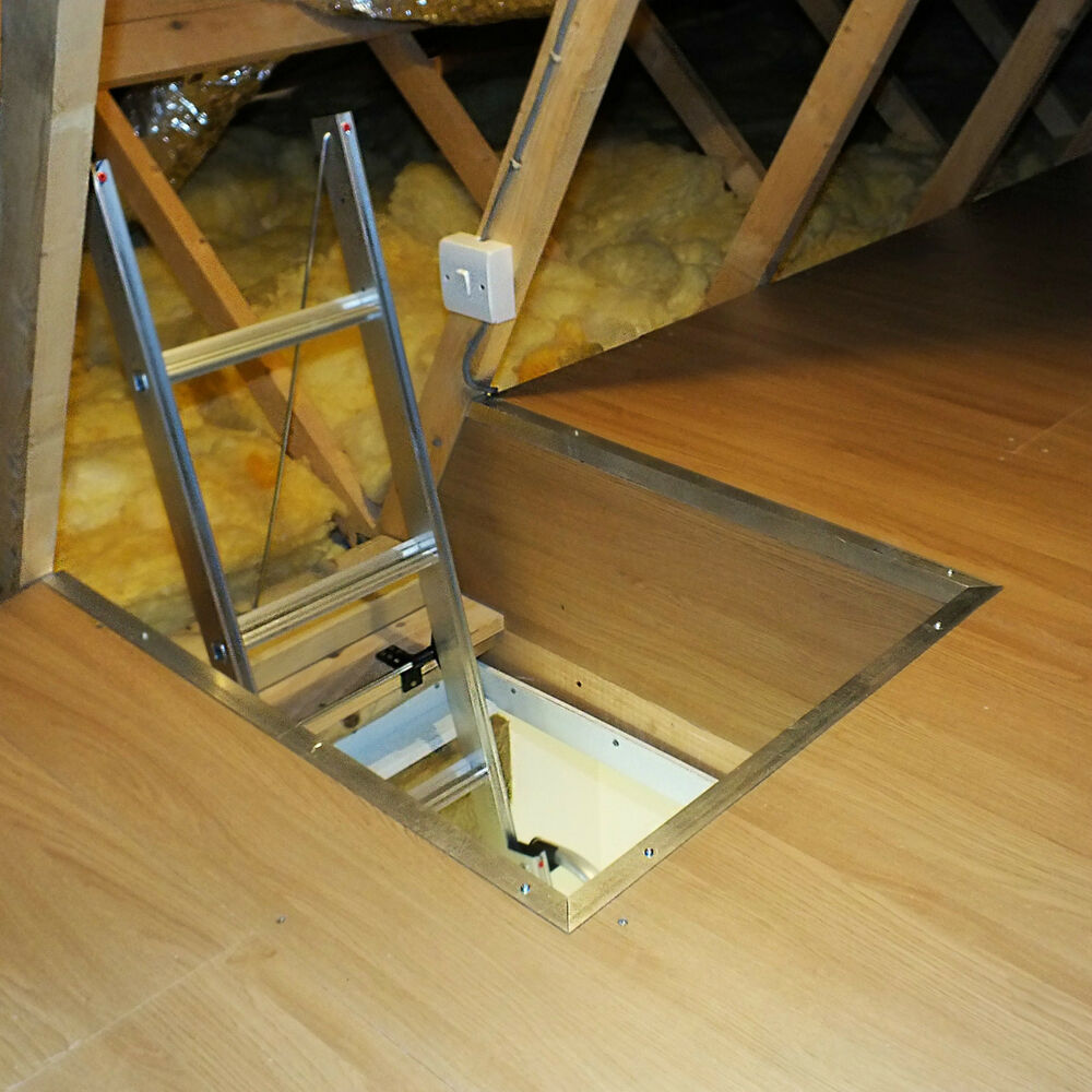 Attic Flooring System Storage In Your Loft Without
