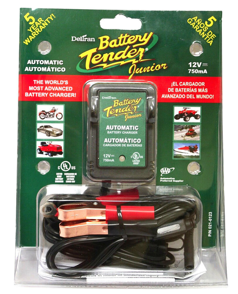 Deltran Battery Tender Jr Junior Maintainer Charger 021