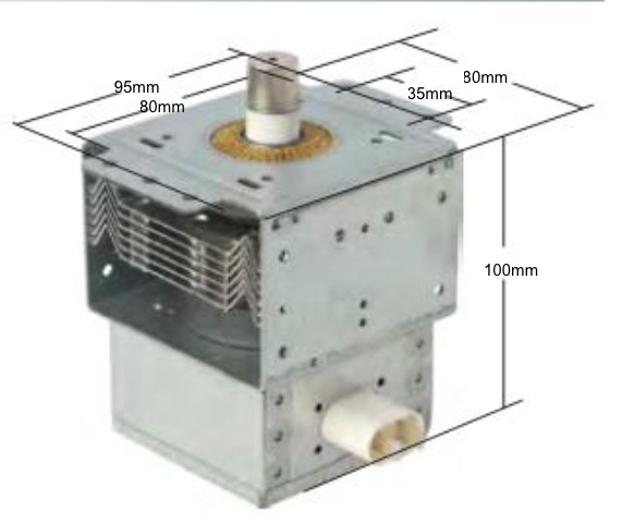 Microwave Oven Magnetron ~ Lg microwave oven magnetron ms dp y l mc