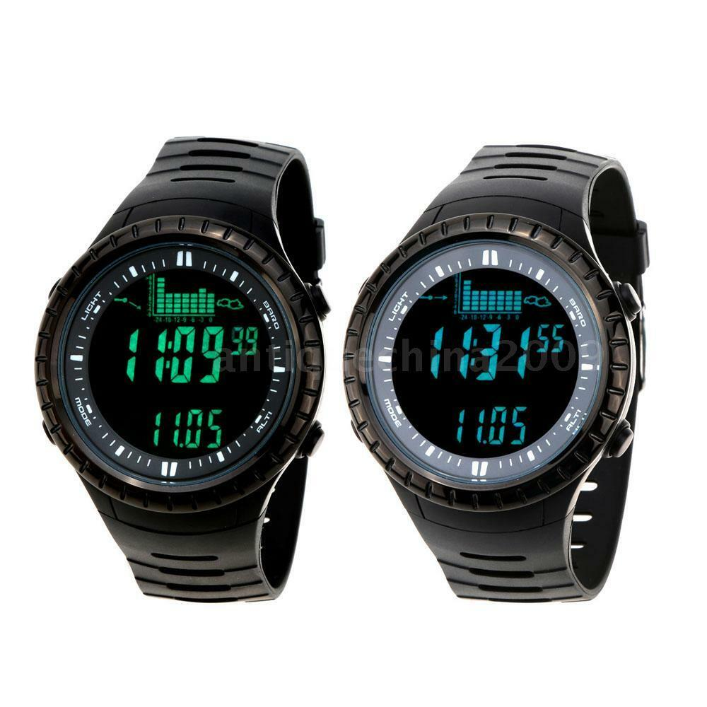 Spovan Fishing Watch Altimeter Barometer Thermometer ...