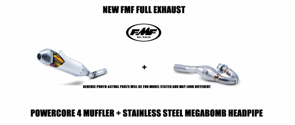 291649731478 on Motorcycle Exhaust Systems
