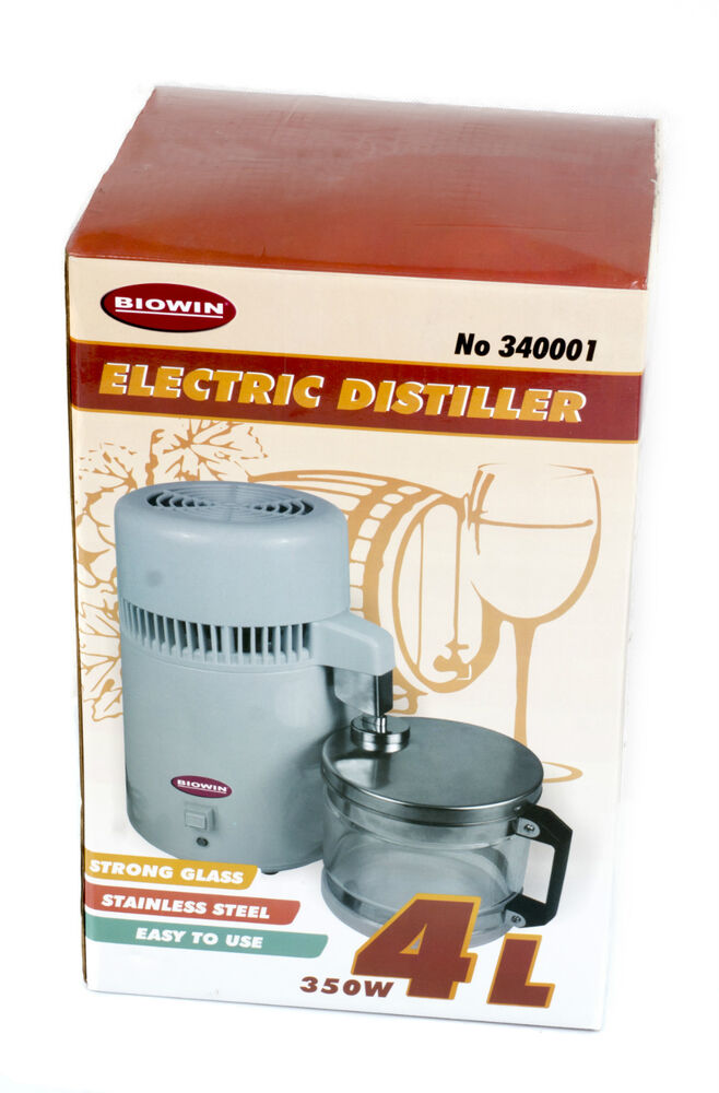Non Distiller Electric Water ~ Electric distiller l w air water still distillation