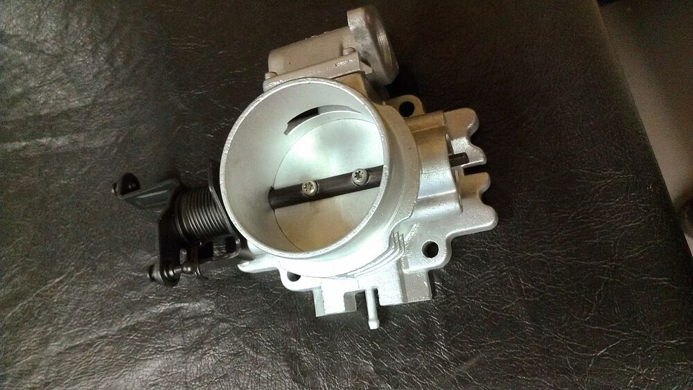 S L on Dodge Throttle Body Spacer
