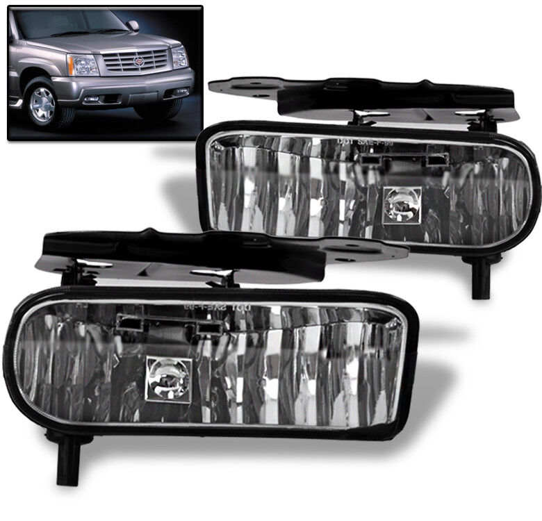 02 03 04 05 06 Cadillac Escalade Chrome Front Lower Bumper
