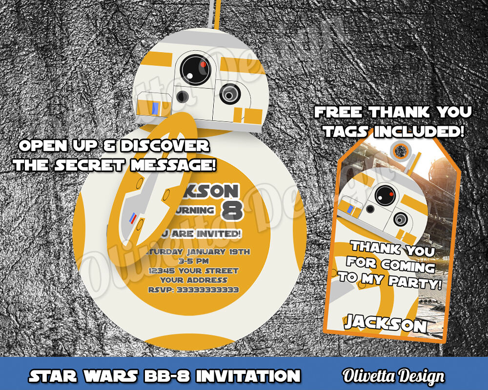 Star Wars Birthday Invitations Templates Free with luxury invitations layout