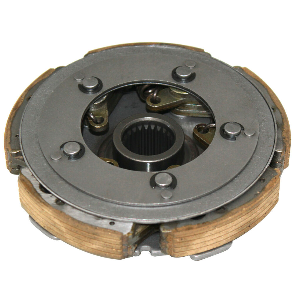 Yamaha  Kodiak X Centrifugal Wet Clutch