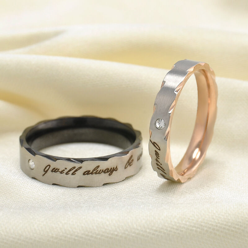 wholesale titanium steel couple wedding band lover 39 s
