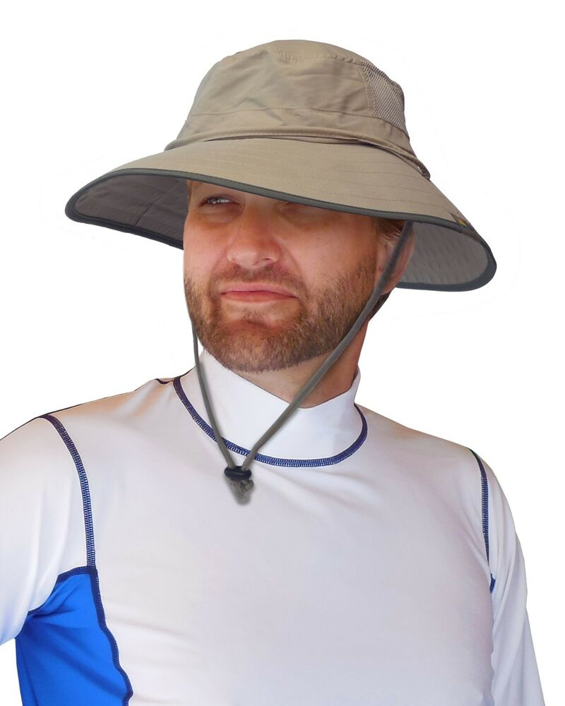 Sun protection zone extreme outdoor fishing travel wide for Fishing hats sun protection