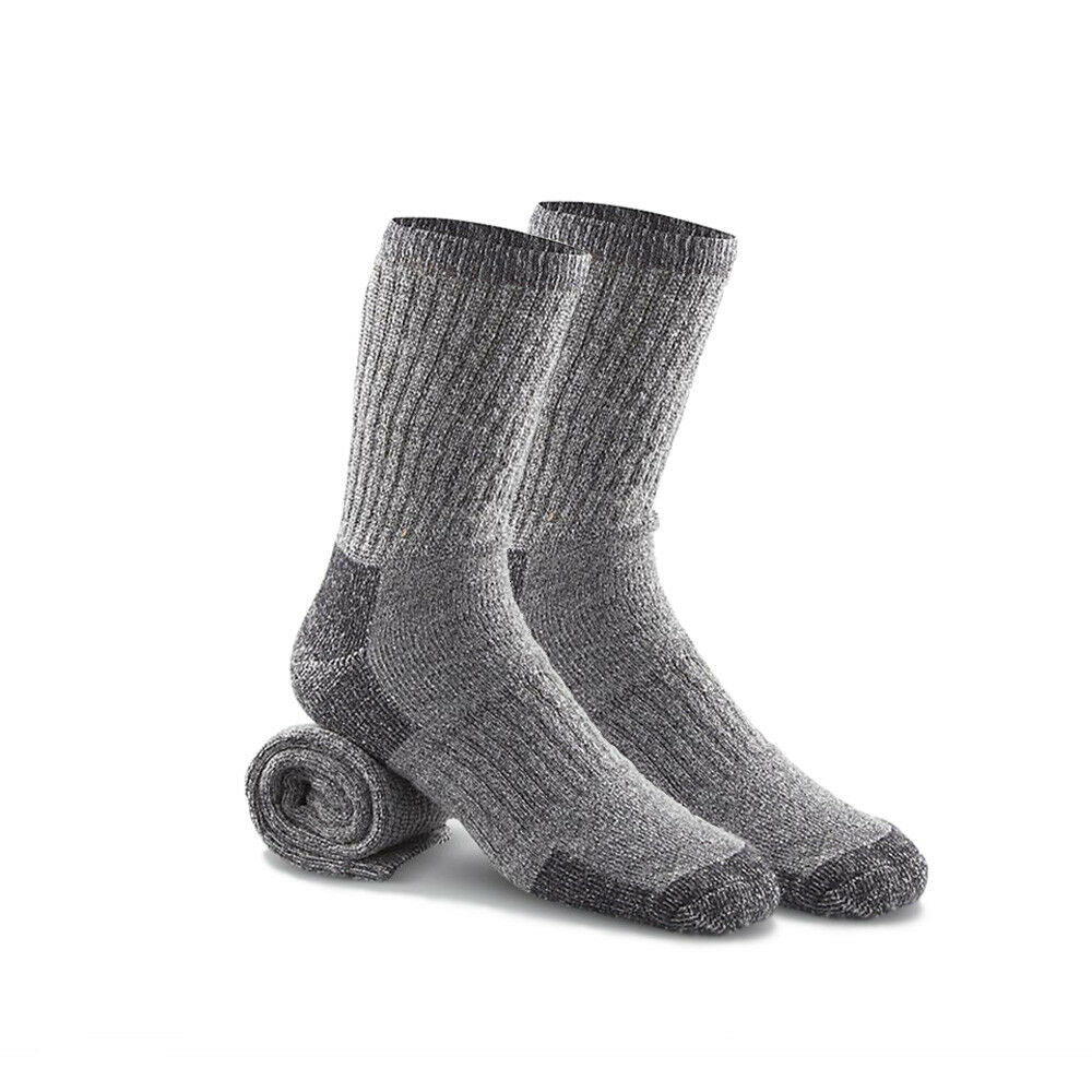 The softest wool ragg socks we've found – and unlike many others, these can go right into the washer and dryer. Fabric & Care Heavyweight blend of 77% merino wool, 21% stretch nylon, 2% Lycra elastane.