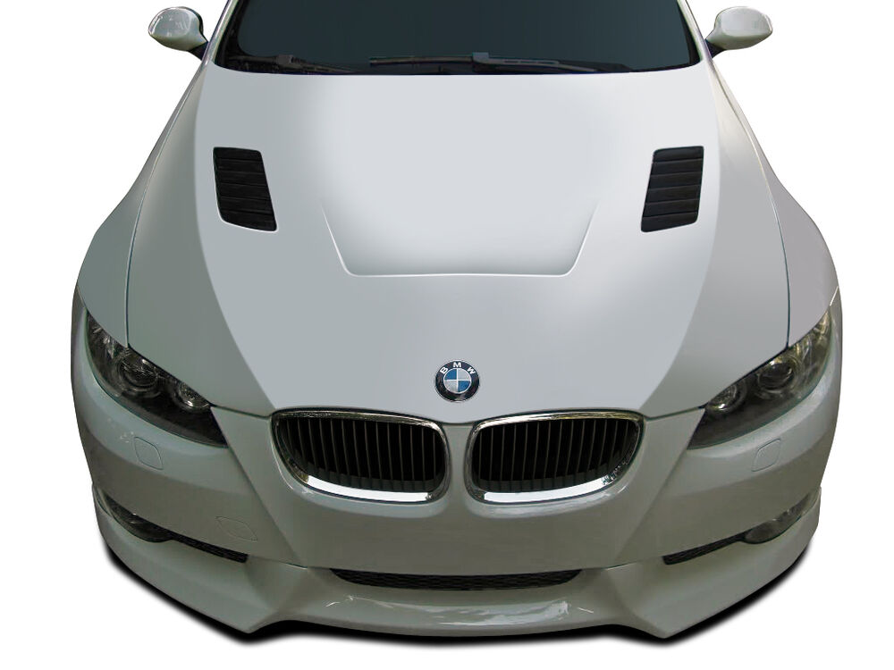 07-10 BMW 3 Series E92 E93 Convertible 2DR AF-1 Hood 1pc ...
