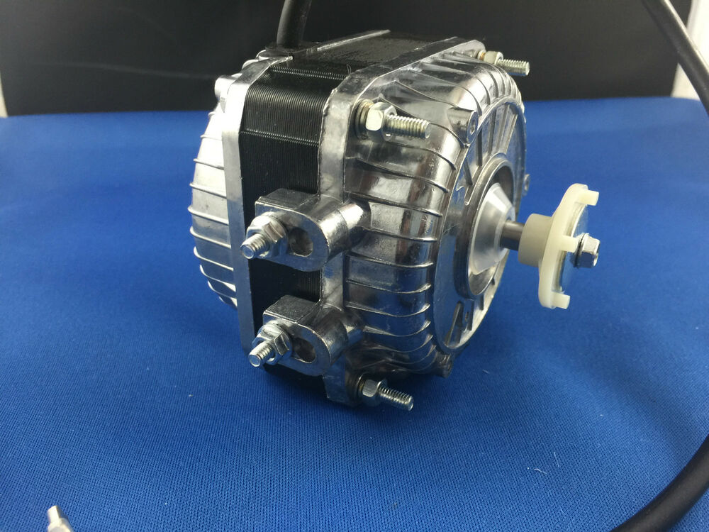 commercial fridge freezer coolroom condenser fan motor 18