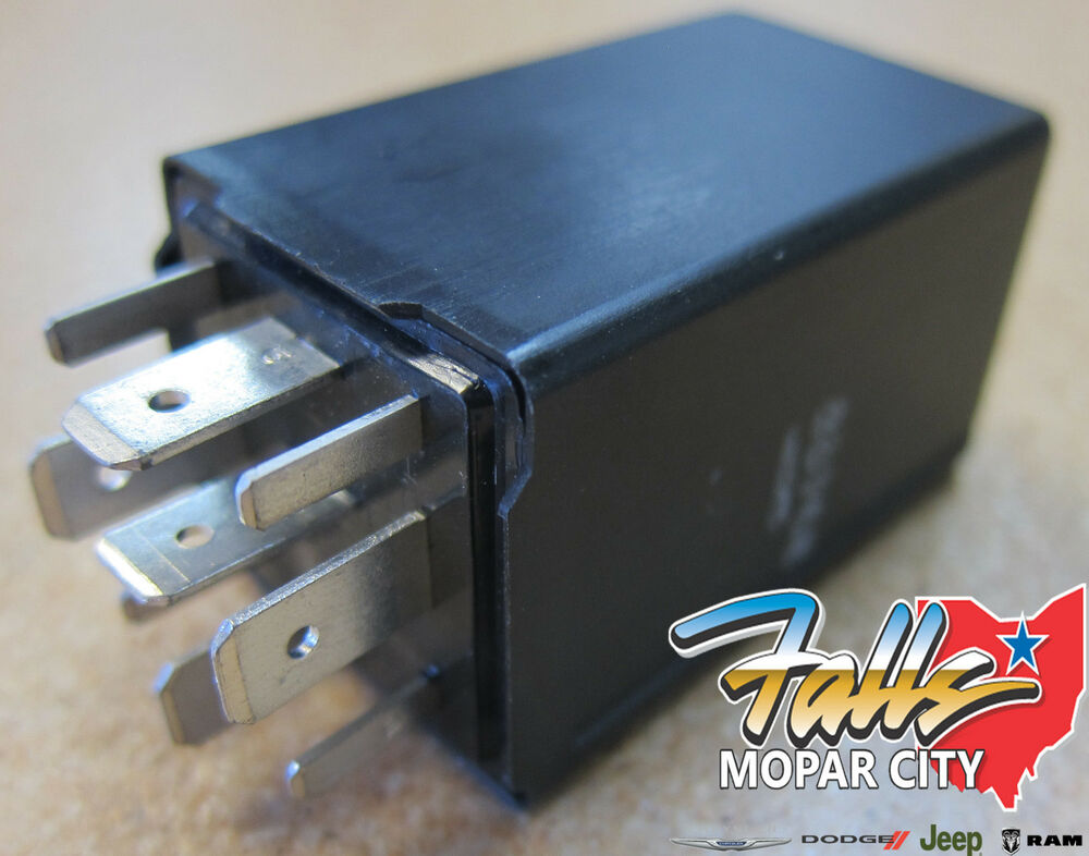 S L on 2004 Dodge Dakota Turn Signal Flasher