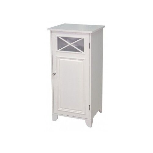 Kitchen Storage Cabinet White Utility Linnen Cupboard