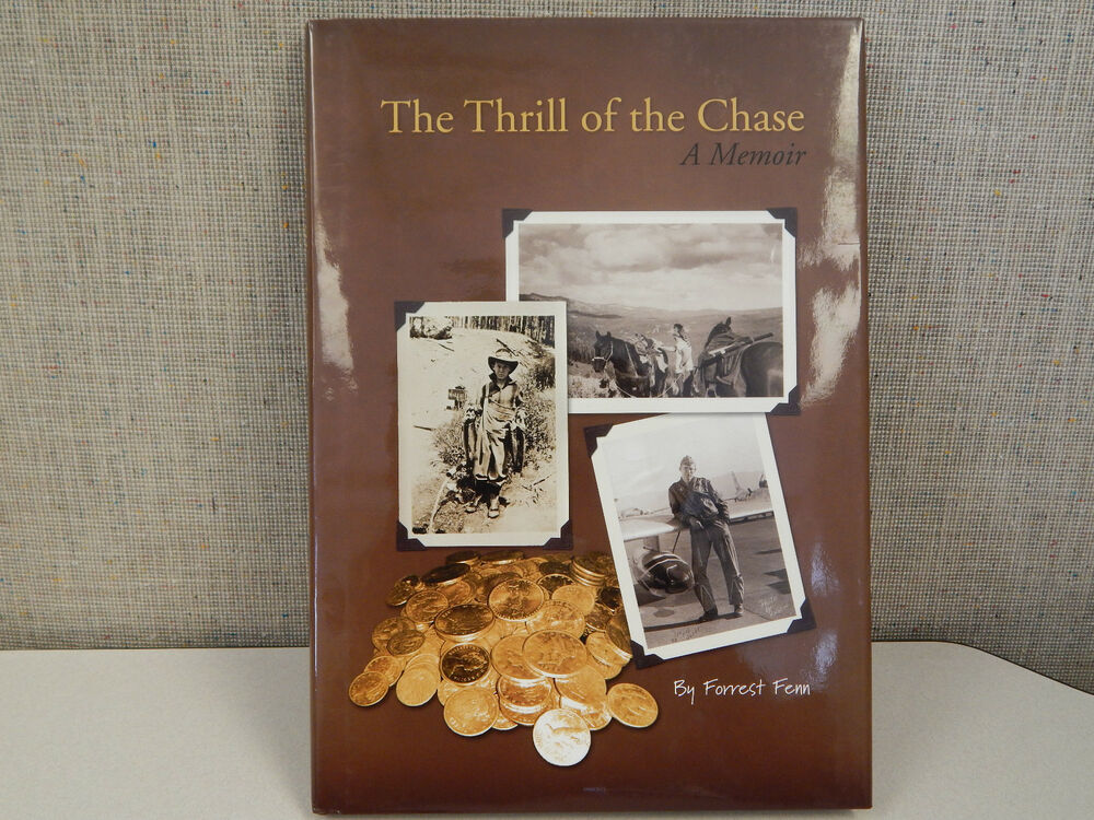 forrest fenn thrill of the chase autos post