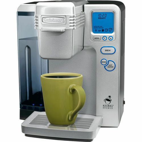 Cuisinart Coffee Maker Not Staying On : Cuisinart Single Serve Brewing System FREE SHIPPING NO SALES TAX 86279034328 eBay