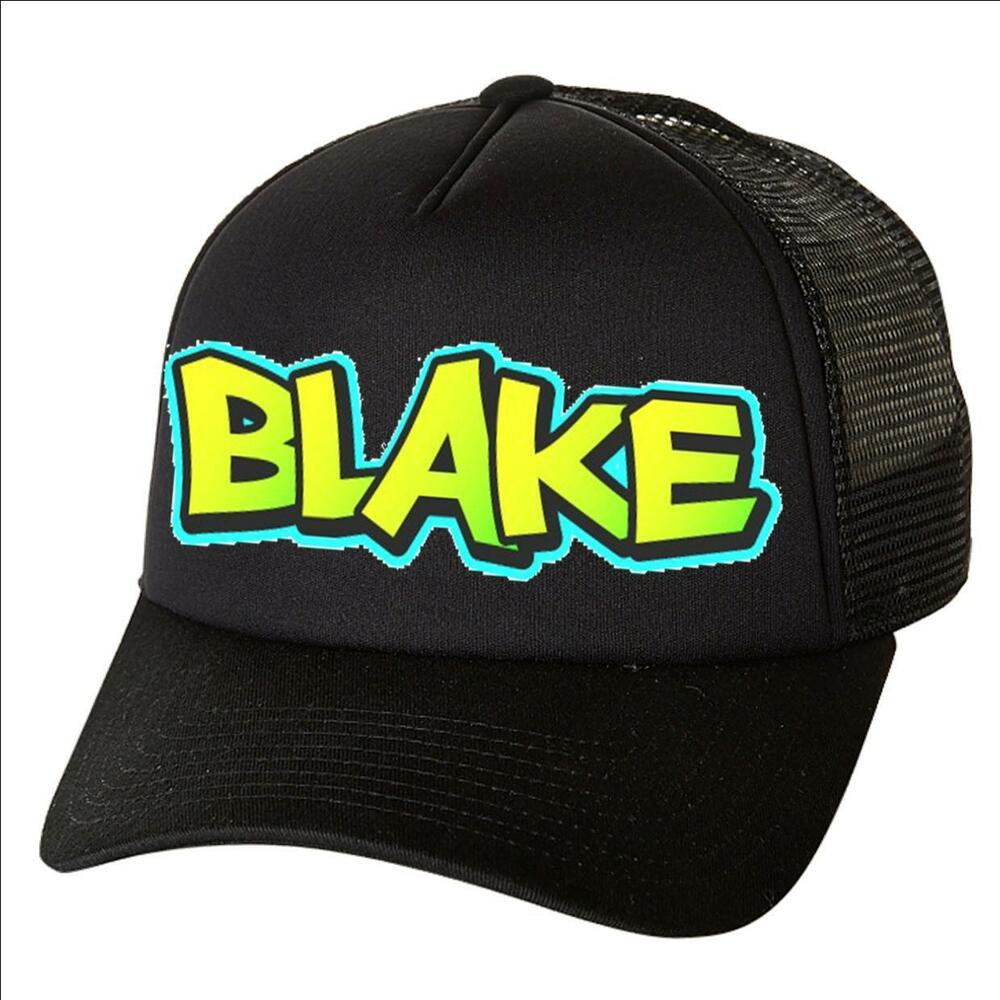 795db62fe4cf35 Details about Custom Name GRAFFITI art Truckers Hat Cap Personalised with  any name [ONE SIZE]