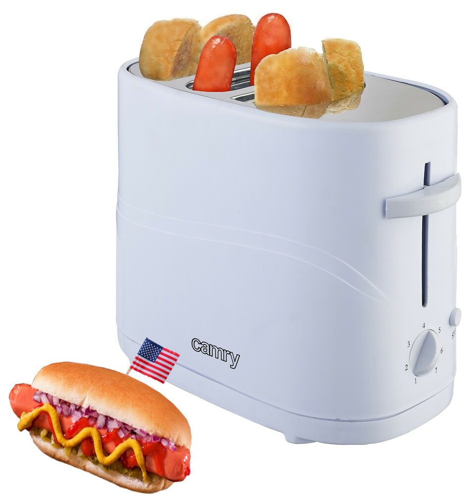 hot dog maker w rstchenw rmer hot dog maschine hot dog grill hot dog toaster ebay. Black Bedroom Furniture Sets. Home Design Ideas