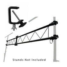 Pro Audio DJ Light Lighting Truss Trussing 10Ft I Beam Section Extension Clamp