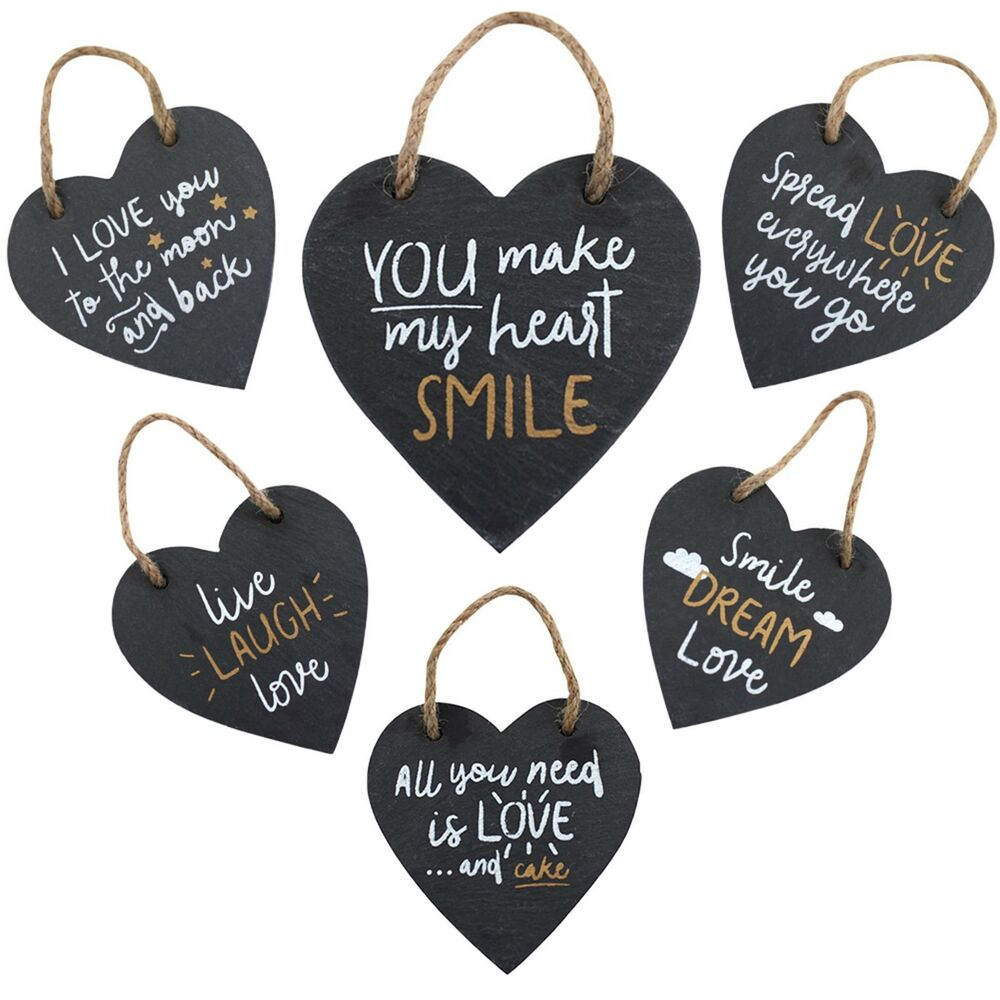 Love Plaques Quotes Sayings Plaques  Ebay