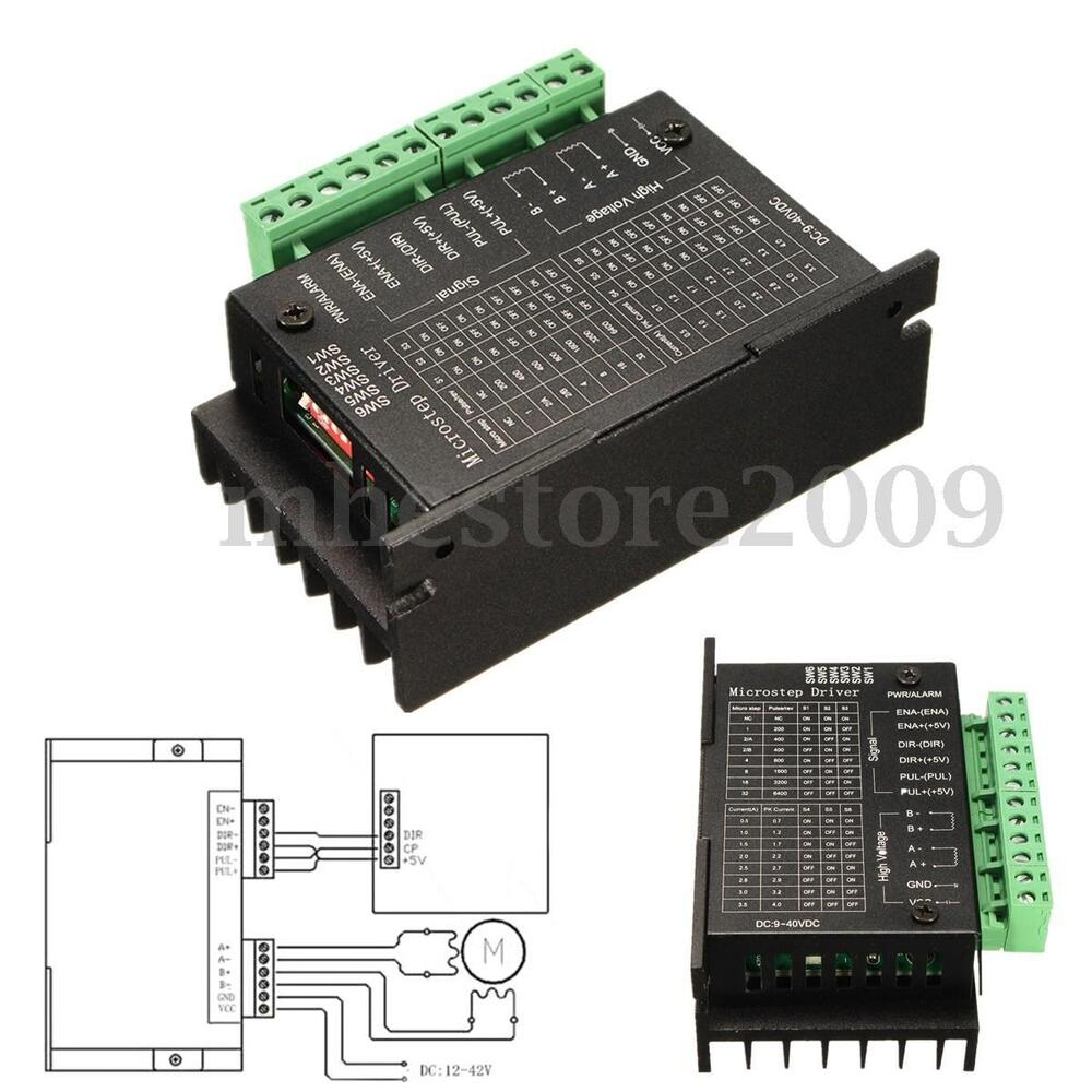 20khz cnc single axis tb6600 2 4 phase hybrid stepper for Best stepper motor for cnc