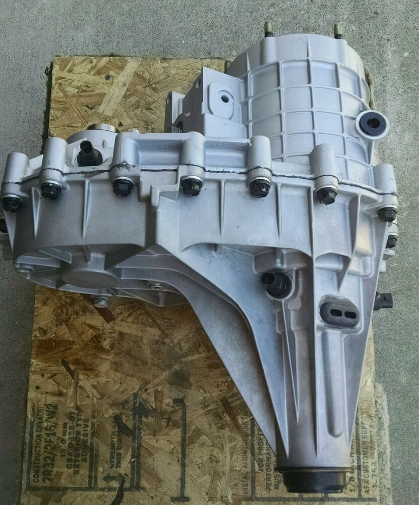 2003 Chevrolet Suburban 1500 Transmission: REMANUFACTURED Transfer Case NP246 03-07 GM CHEVY 2500