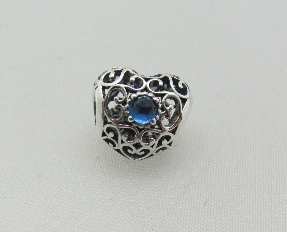 new authentic pandora 925silver charm december birthstone
