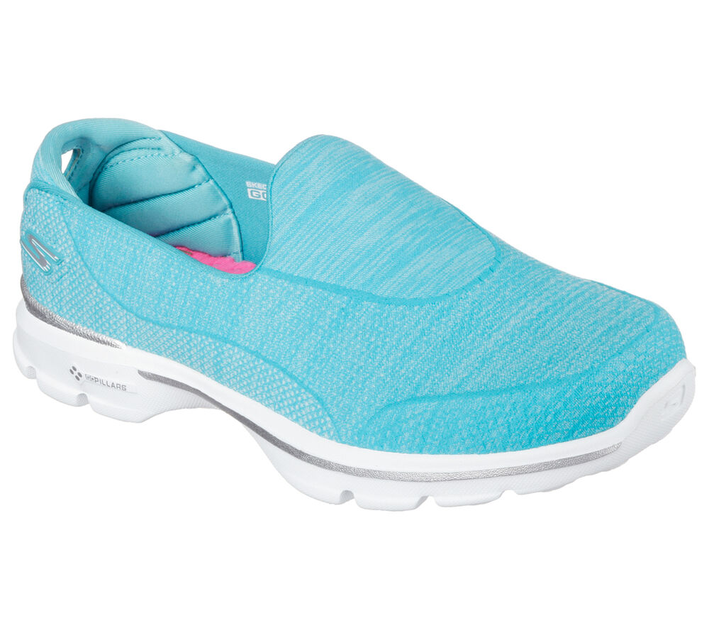 Diversify your style with the SKECHERS Beverlee - Smitten Kitten sandal. Soft sparkle linen and stretch fabric upper in a wedge heeled strappy comfort sandal with stitching accents and Luxe Foam footbed.