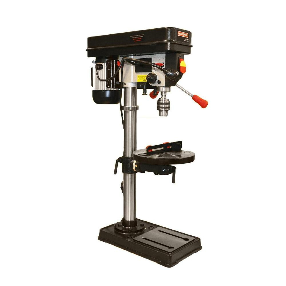 Craftsman 12 Quot Drill Press With Laser And Led Light