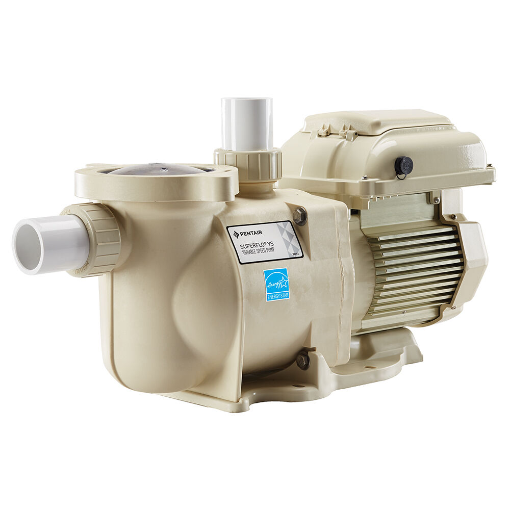 Pentair superflo vs variable speed pool pump newest for Pentair pool pump motor