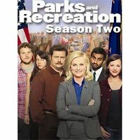 Parks & Recreation: Season Two, New DVDs