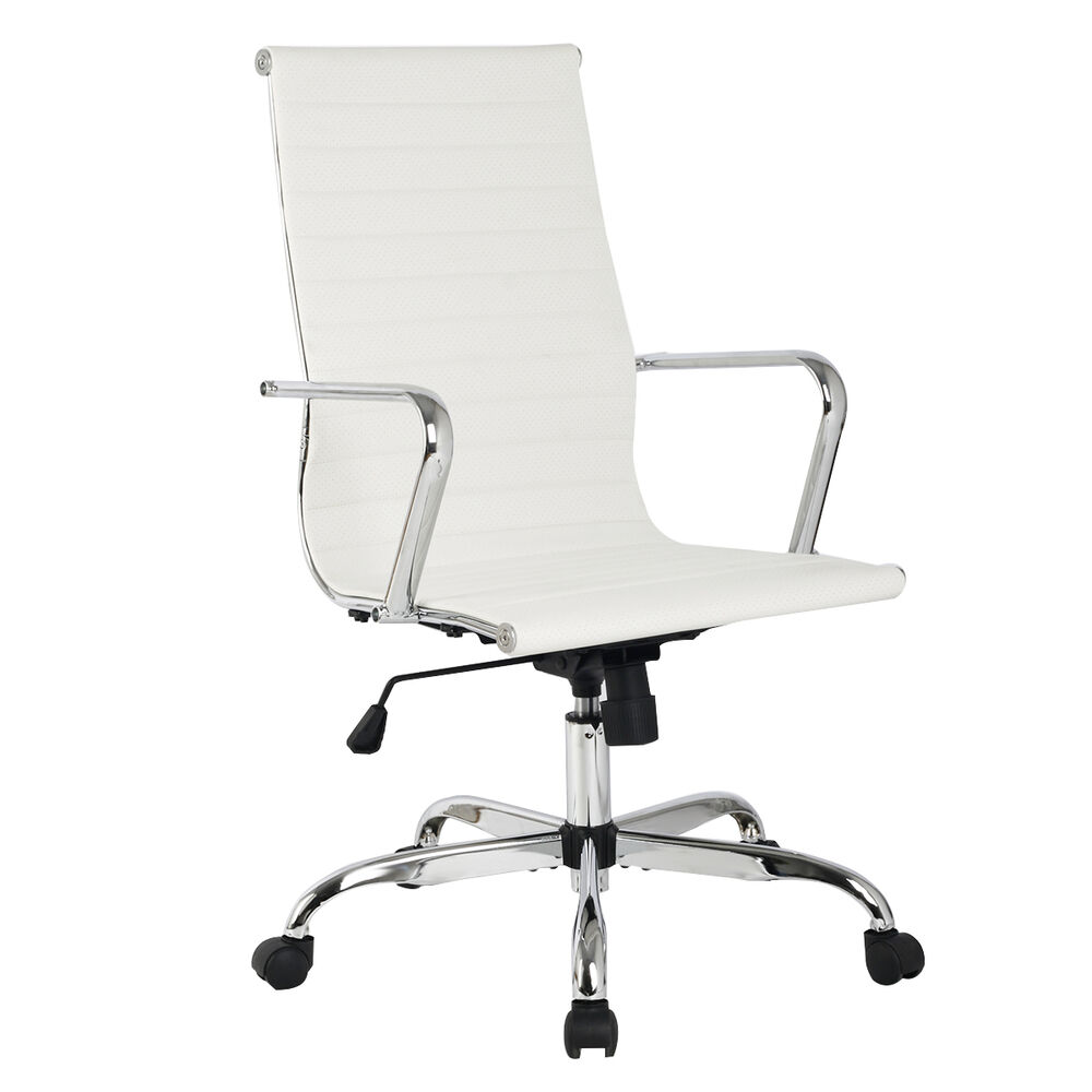 ergonomic high back office chair executive computer desk new ebay