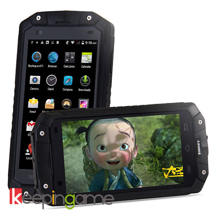 4 5 Quot Discovery V9 2g 3g Smartphone Rugged V8 Android Dual